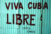 La pancarta de cualquier CDR