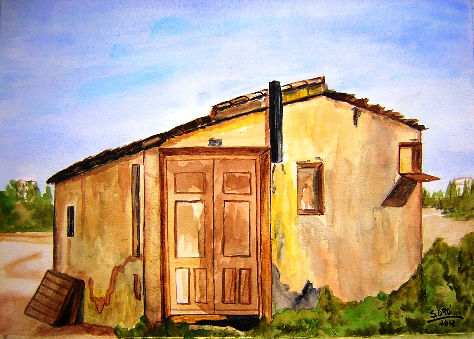 El rancho de Maqueira
