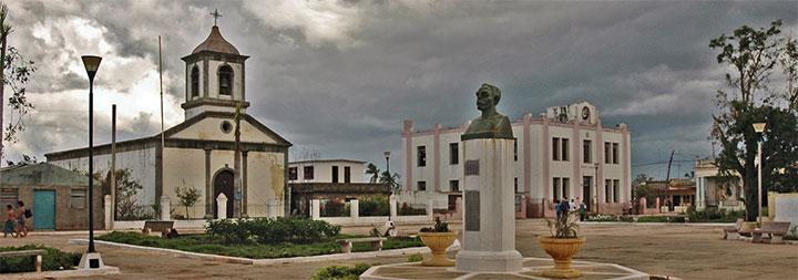 Parque de Jaguey Grande